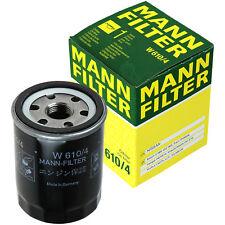 Original MANN-FILTER Ölfilter Oelfilter W 610/4 Oil Filter
