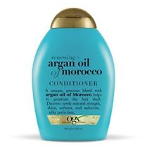 Renewing Moroccan Argan Penetrating Oil Conditioner Organix Conditioner...