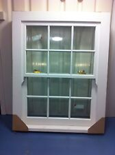 Georgian Timber Sash Windows - NEW -  ANY SIZE* - £604 -Fully Finished