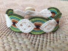 Bracelet Micromacramé Iberia