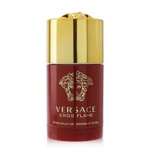 NEW Versace Eros Flame Perfumed Deodorant Stick 75ml Perfume