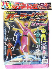 BAHUSHO SENTAI PARTY HERO  RANGER WING BIOMAN PINK  COSPLAY  180 CM