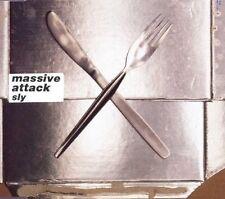 Massive Attack Sly (1994) [Maxi-CD]