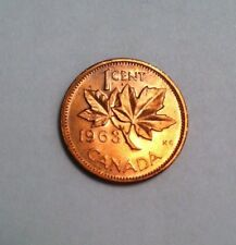 CANADA 1963 CENT choice to gem MINT STATE