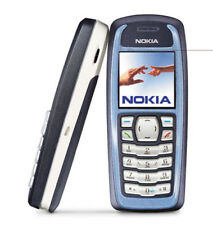 Blue - Nokia 3100 Unlocked GSM Triband Refurbished Cell Phone free shipping