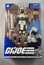 GI Joe Classified Arctic Mission Storm Shadow - Mint Packaging - In Hand NOW