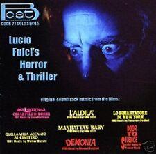 Lucio Fulci's Horror & Thriller - Original Themes - Fabio Frizzi & Various