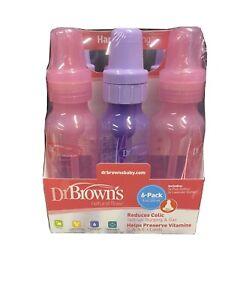 Dr. Brown's 6 Pack 8oz Bottles