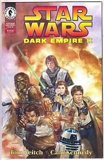 STAR WARS: DARK EMPIRE II#6 VF/NM 1994 DARK HORSE COMICS