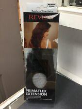 "REVLON PRIMAFLEX 18"" HD Clip-in Hair Extension, Medium Brown"