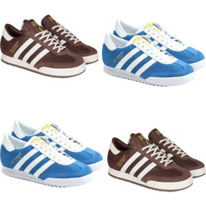 Adidas Mens Trainers Beckenbauer Suede Leather Casual Low Top Shoes UK 7 UK 8