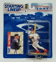 MATT WILLIAMS - Cleveland Indians Starting Lineup SLU MLB 1997 Figure & Card NEW