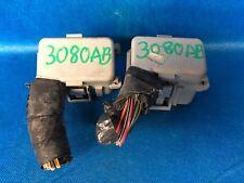 01 DODGE NEON MTX ECU ECM COMPUTER 3080AB 3080 4121 PLUGS PIGTAILS CONNECTORS