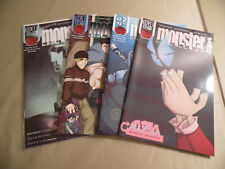 Monster Club Volume 2 #0-3 (AP Comics 2004) Free Domestic Shipping