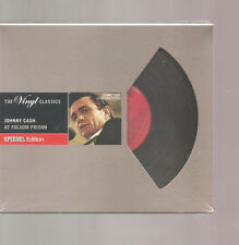 "Johnny Cash ""at Folsom Prison"" The VINILE Classics SPECCHIO Edition CD SEALED"