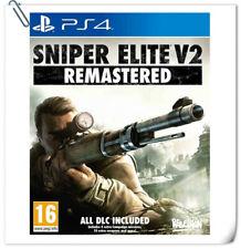 PS4 SNIPER ELITE V2 REMASTERED Shooting Games