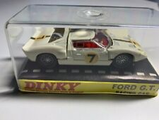 Coche Dinky 215 Ford G.T. Racing car