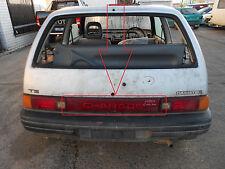 1987-1992 Daihatsu G102-G100-Charade 3 Door Tailgate Garnish S/N# V6953 BJ3195