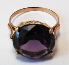 Ring Yellow Gold Vintage & Antique Jewellery