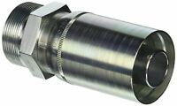 EATON Weatherhead Coll-O-Crimp 47020E-38F 24 Degree Low Carbon Steel 38mm