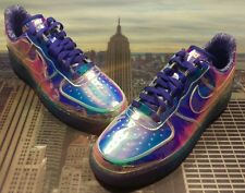 Nike iD Air Force 1 Low Premium Iridescent AS All Star NYC QS Size 10 High Rare