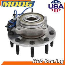 MOOG Wheel Bearing & Hub Assembly fits 2007-2010 GMC Sierra 2500 3500