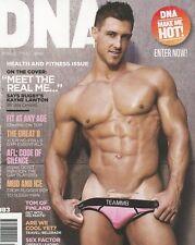 DNA Magazine #183 gay men FRANCIS MOSSMAN ASH ALEXZ KAYNE LAWTON