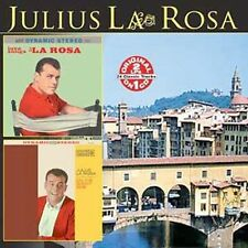 Love Songs a la Rosa/On the Sunny Side by Julius La Rosa (CD, Mar-2006,...