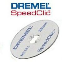 Dremel SC456 S456 EZ SpeedClic Metal Cutting Wheels 5-Pack