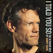 * RANDY TRAVIS -  I Told You So: Ultimate Hits - 2 CDS