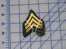 military US GI womens rank sergent E-5 3 stripes dress class A patch lot OF 20