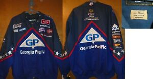 Kyle Petty NASCAR jacket XL used ONE TIME LISTING