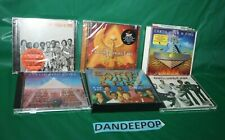 9 Earth Wind And Fire Assorted Music CD's