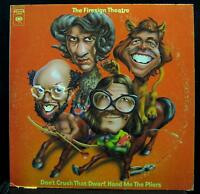 The Firesign Theatre - Don't Crush That Dwarf, Hand Me The Pliers LP Mint-