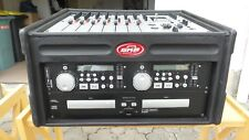 DJ Mixer console inkl. Double CD Player