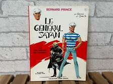RARE EO // BERNARD PRINCE  N°1 // GENERAL SATAN // HERMANN - GREG 1969 JE61