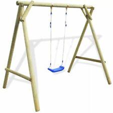 vidaXL Outdoor Swing 154x139x180cm FSC Impregnated Pinewood Children Playset