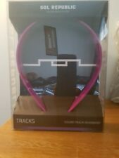 SOL REPUBLIC Sound Track Headband - PINK