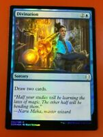 1x Divination | FOIL | Dominaria | MTG Magic Cards
