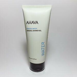 Ahava Mineral Deadsea Water Moisturizing Shower Gel 3.4 oz/100 mL