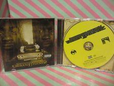 SKATTERMAN & SNUG BRIM Urban Legendz CD