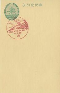 Hiroshima Area Anti Air Raid Drill Kure Special Postmark Japan 1935 R
