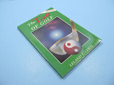 "Golf Book ""The Tao Of Golf"" Paperback BOOK By Leland Lewis - 117 Pages Revised"