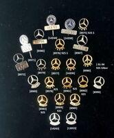 MERCEDES-BENZ IAA Anstecknadeln lapel pins 1980s - 2000s AUSSUCHEN choice