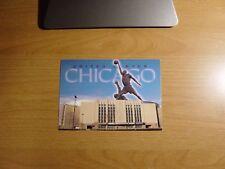 United Center Arena Postcard Chicago Bulls / Blackhawks NBA / NHL