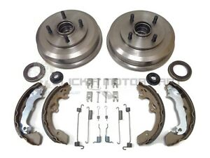 Ford Focus MK1 1.4 74bhp Rear Brake Shoes Set For Brake Drums 203mm