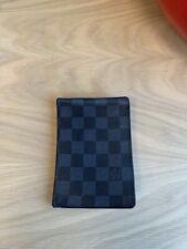 Louis Vuitton Damier Graphite Pocket Organiser Wallet