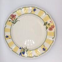 """Homecraft By Noritake Salad Bread Dessert Plate Ireland Summer Estate 8"""" 9212"""