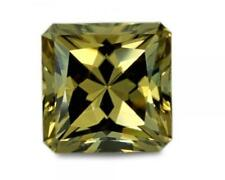 TANZANIAN ZIRCON -OCTAGON SHAPE - 6.85 CTS NATURAL LOOSE GEMSTONE