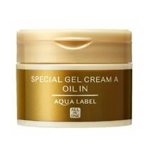 SHISEIDO AQUALABEL Special Gel Cream A  (oil in) 90g all in one With tracking